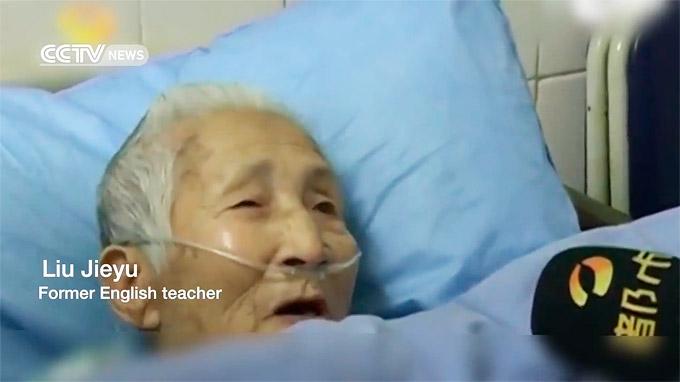 94-jährige Chinesin spricht nach Koma plötzlich englisch