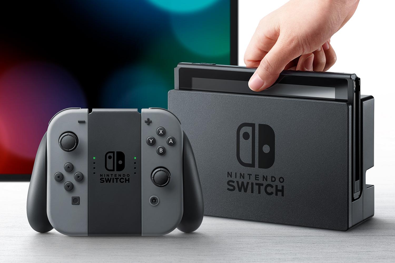 Let's Switch! Nintendos neue Spielekonsole kommt im März