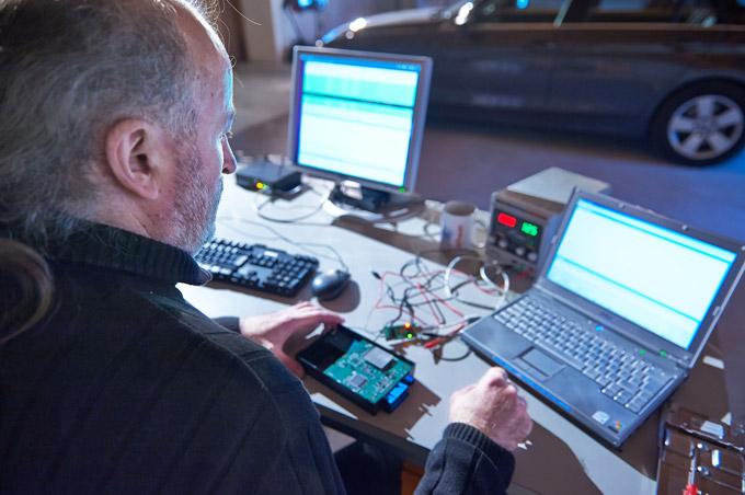 IT-Sicherheit: BMW mit Laptop geknackt