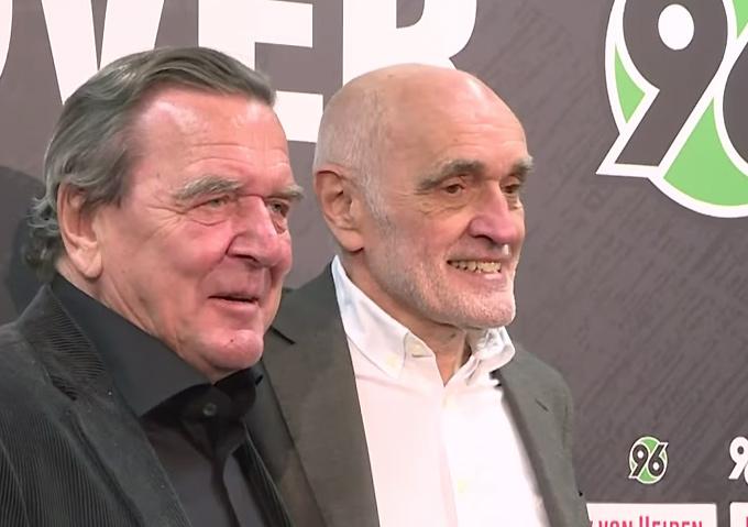 """Schröder über Trump: """"Bin immer für Selbstbewusstsein"""""""